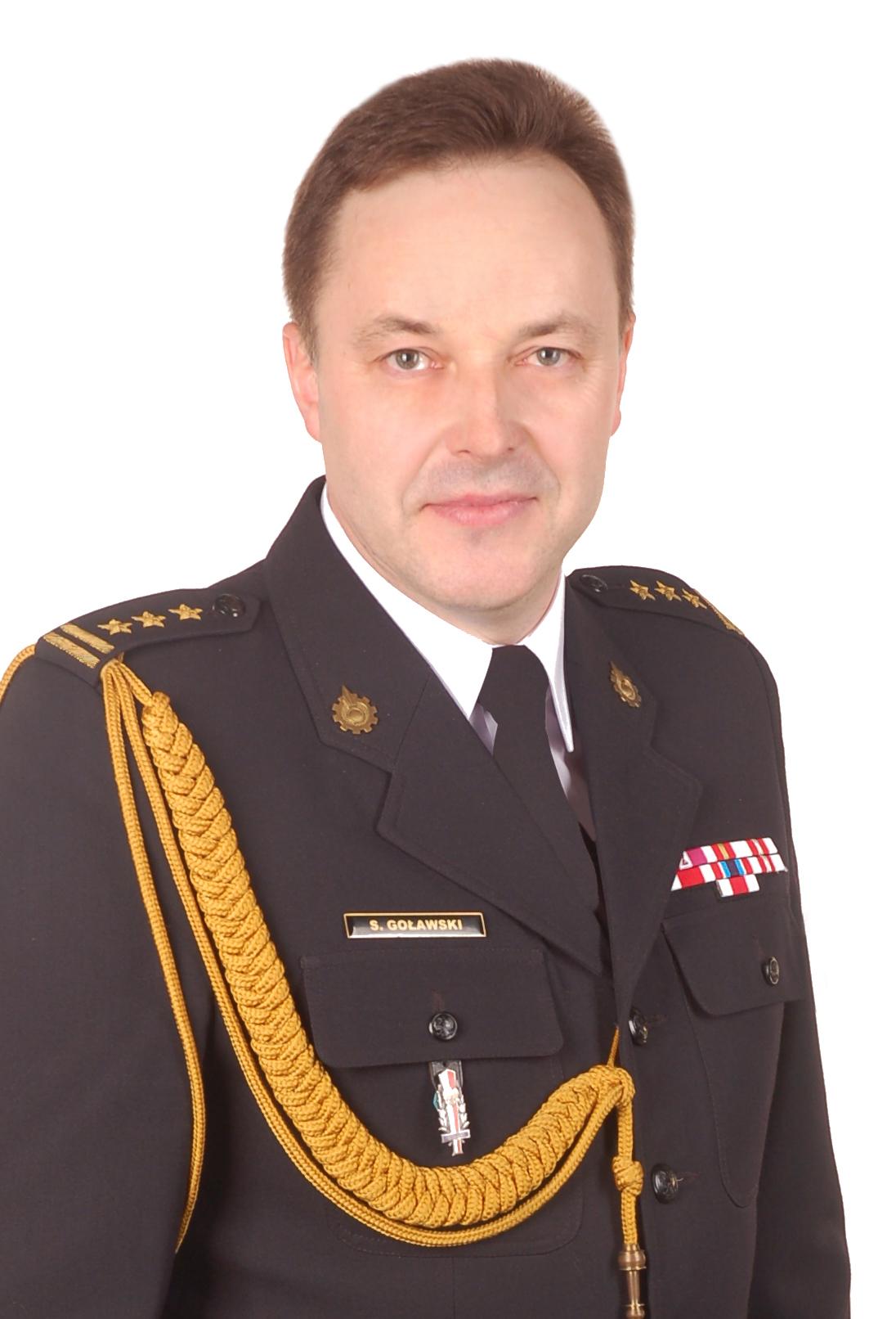 st bryg Szczepan Goławski