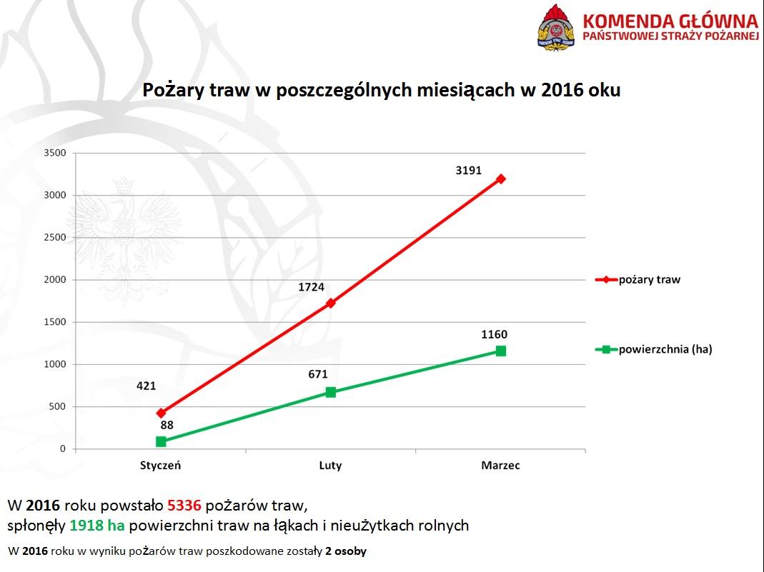 2Statystyka Polska trwy KG PSP