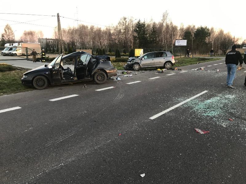 mt_gallery: Wypadek drogowy w miejscowości Biała powiat rzadzyński